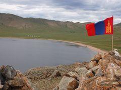 Bandera by <b>Javier Elcuaz</b> ( a Panoramio image )