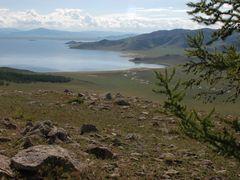 Terkiin Tsagaan: meandros by <b>Javier Elcuaz</b> ( a Panoramio image )