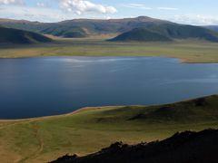 Terkiin Tsagan: vista hacia el sur by <b>Javier Elcuaz</b> ( a Panoramio image )