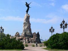 Monument Rusalka, Tallinn by <b>Renatorius (Reno)</b> ( a Panoramio image )