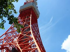 Tokyo Tower by <b>Luc Valencia</b> ( a Panoramio image )