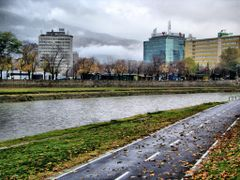 Autumn view from Skopje by <b>Ahmet Bekir</b> ( a Panoramio image )