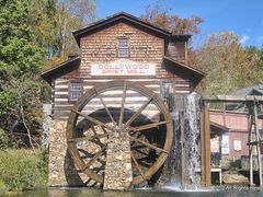 Dollywood Grist Mill and Bakery by <b>WanderingUK</b> ( a Panoramio image )