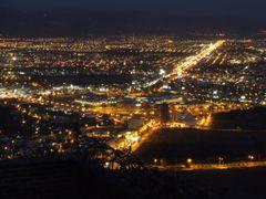 Vista de Plaza Mayor y Blvd Las Torres Noche by <b>? ? galloelprimo ? ?</b> ( a Panoramio image )
