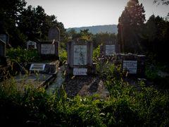 Transylvania Graveyard - Revisited by <b>Steven Ivanoski</b> ( a Panoramio image )