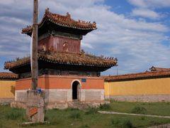 Amarbayasgalant: templo pequeo by <b>Javier Elcuaz</b> ( a Panoramio image )