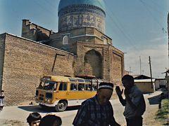 Istaravchan by <b>DURUN</b> ( a Panoramio image )