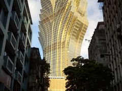 Six-stars - Hotel-casino Grand Lapa+Grand Lisboa - Macau - (chin by <b>Mario:Portugal</b> ( a Panoramio image )