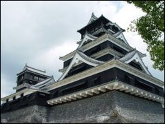 Kumamoto castle by <b>ANDRE GARDELLA</b> ( a Panoramio image )