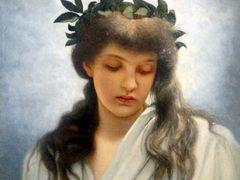 """Medusa con corona de laurel""                                    by <b>Noe Alfaro Chaves</b> ( a Panoramio image )"