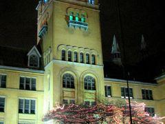 "Wayne State University-""Old Main"" by <b>HAMANA</b> ( a Panoramio image )"