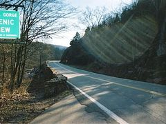 Royal Gorge of the Ozarks by <b>Mike Hahn</b> ( a Panoramio image )