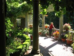 Hatley Castle - Italian Garden by <b>tblackburn</b> ( a Panoramio image )