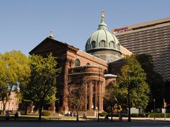 Philadelphia - Cathedral Of Sts. Peter And Paul by <b>diego_cue</b> ( a Panoramio image )