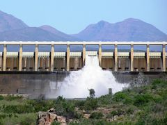 Clanwilliam Dam by <b>nafani</b> ( a Panoramio image )