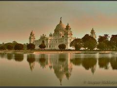 Victoria Memorial ©Anupam by <b>Anupam Mukherjee</b> ( a Panoramio image )
