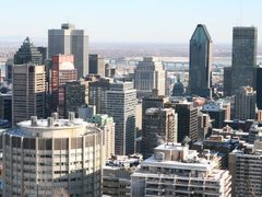 Montreal - Belvedere du Mont-Royal by <b>bernard paradis</b> ( a Panoramio image )