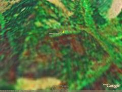"Great Khan""s secret graveyard - Satellite image found in GOOGLE  by <b>Marmai Ippolito</b> ( a Panoramio image )"