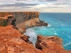 South Australia - The Great Bite by <b>Steven Sandner</b> ( a Panoramio image )