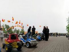 Иркутск, бульвар Гагарина, памятник императору Александру III, л by <b>Беседин Олег</b> ( a Panoramio image )