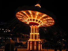 """The Wheel Of Life"" - Tivoli by Night, Copenhagen, Denmark by <b>Jan Sognnes</b> ( a Panoramio image )"