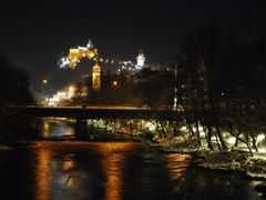 Graz by night by <b>gerrry1</b> ( a Panoramio image )