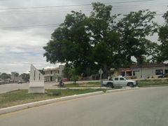 Ingreso a Rotonda desde Calzada Javier Lopez by <b>Yusuke</b> ( a Panoramio image )