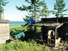 База на озере Мухтель (Автор не я. Взято из http://parusa.narod. by <b>Nepandr</b> ( a Panoramio image )