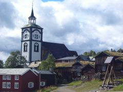 Roros Church by <b>laughingmackerel</b> ( a Panoramio image )