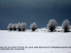 En decemberdag pa Fyn by <b>K. H. Johansen</b> ( a Panoramio image )
