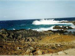 zona de acantilados - Aruba by <b>AnaMariaOss</b> ( a Panoramio image )