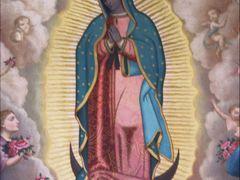 Virgen De Guadalupe Zamora Michoacan By Mel Figueroa by <b>Mel Figueroa</b> ( a Panoramio image )