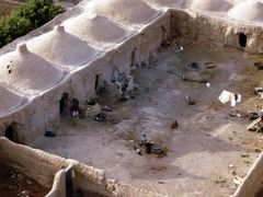 Afghan home - top view. by <b>X1000D</b> ( a Panoramio image )