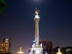 Angel de la Independencia / DF by <b>Marah</b> ( a Panoramio image )