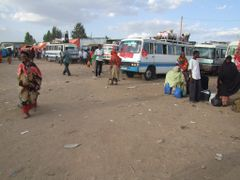 Jijiga bus station by <b>Mop</b> ( a Panoramio image )