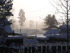 Frost -45C by <b>Khilchenko Andrew</b> ( a Panoramio image )
