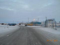 Ямал. Бованенково, 2010 by <b>artden6@rambler.ru</b> ( a Panoramio image )