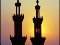 i minareti della moskea by <b>patano</b> ( a Panoramio image )