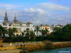 Sevilla by <b>juanvi.fdz.-blanco</b> ( a Panoramio image )