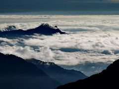 Sea of clouds by <b>MaxLo</b> ( a Panoramio image )