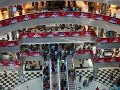 Bashundhara City Shopping Mall  12/2010 by <b>F.Zaman</b> ( a Panoramio image )