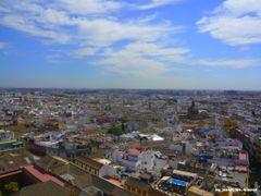 Sevilla y Cielo by <b>juanvi.fdz.-blanco</b> ( a Panoramio image )