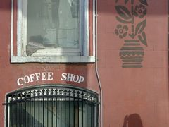 Coffee shop shadow, Kilkenny by <b>tidjj</b> ( a Panoramio image )