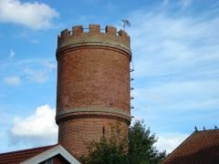 Old Water Tower Stilling by <b>Benny Alminde</b> ( a Panoramio image )