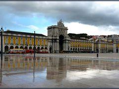Praca do Comercio by <b>patano</b> ( a Panoramio image )