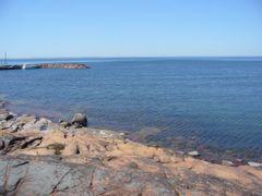 Seashore near the posthouse (Storby, Eckero, 20090625) by <b>RainoL</b> ( a Panoramio image )