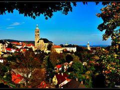 Vista de Kutna Hora - Republica Checa by <b>Karppanta</b> ( a Panoramio image )