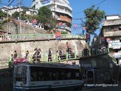 Zarkawt Bus stand by <b>tapan</b> ( a Panoramio image )