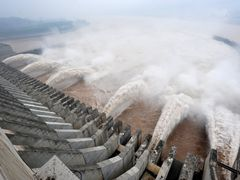 "world""s biggest Three Gorges Dam (RamaReddy Vogireddy) by <b>RamaReddy Vogireddy</b> ( a Panoramio image )"