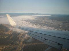 Под крылом самолета. by <b>d.coder</b> ( a Panoramio image )